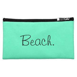 """""""Beach"""" Medium Cosmetic Bag"""