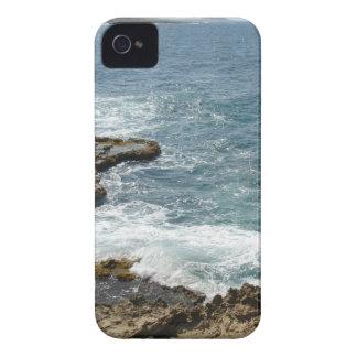 Beach Meets Ocean iPhone 4 Cover