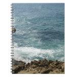 Beach Meets Ocean Notebook