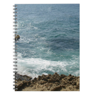Beach Meets Ocean Notebook