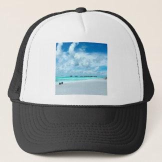 Beach Miles Maldives Trucker Hat