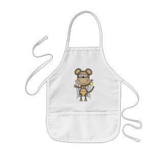 Beach Monkey Cool Drink T-shirts and Gifts Kids' Apron