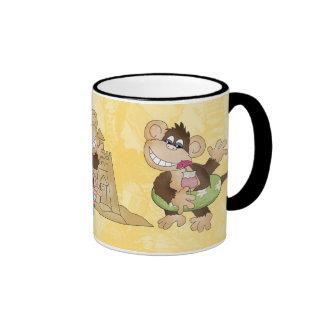 Beach Monkey Mug