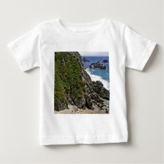 Beach Mountain Stronghold Baby T-Shirt