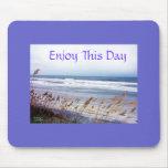 Beach Mousepad 2 by SRF