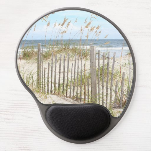 Beach Mousepad Gel Mouse Pads