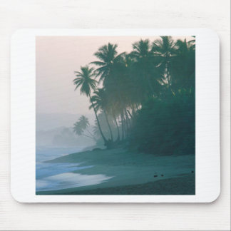 Beach New Light Misty Morn Puerto Rico Mouse Pad