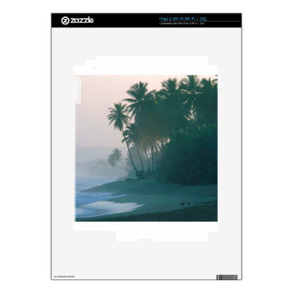 Beach New Light Misty Morn Puerto Rico Decals For The iPad 2