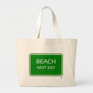 Beach Next Exit Bag