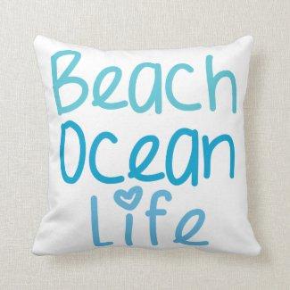 Beach Ocean Life