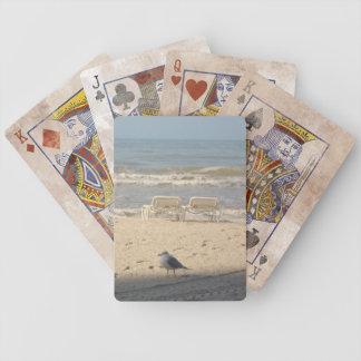 Beach Ocean Seascape Florida Playing Cards