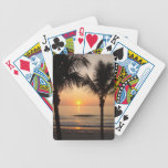 Beach Ocean Sunset Playing Cards Deck Photography Bicycle Playing Cards