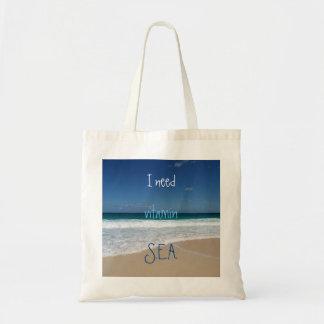 Beach of Nassau,Bahamas Tote Bag