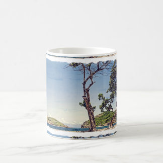 Beach of Pompierre- the Holy ones (the Guadeloupe) Coffee Mug