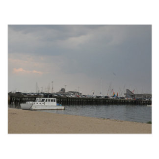 Beach of Provincetown Postcard