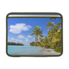 Beach Of Tapuaetai | Aitutaki, Cook Islands MacBook Air Sleeve