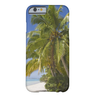 Beach on One Foot island, Aitutaki, Cook Islands Barely There iPhone 6 Case