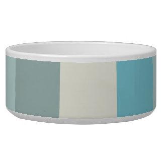 Beach Palette Stripe Bowl