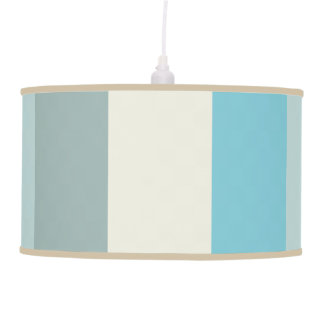 beach themed table pendant lamps zazzle. Black Bedroom Furniture Sets. Home Design Ideas