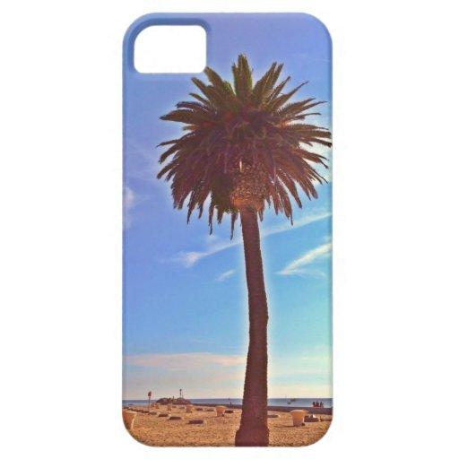 Beach Palm Tree iPhone5 Case iPhone 5 Case