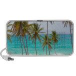Beach Palms iPod Speaker
