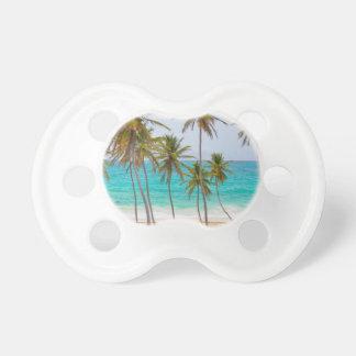Beach Palms Pacifier