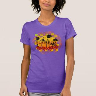Beach Palms Punks T-Shirt