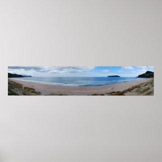 Beach Panorama Print