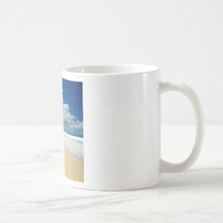 Beach Papohaku Molokai Hawaii Mug