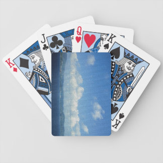 Beach Paradise Island Mosaic Bicycle® Playing Card Bicycle Playing Cards