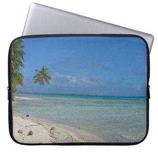 Beach Paradise Laptop Sleeve