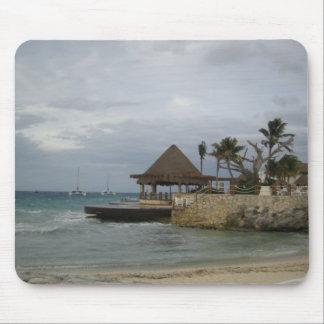 Beach Paradise Mouse Pad