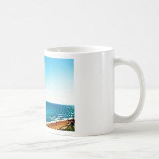Beach paradise mugs