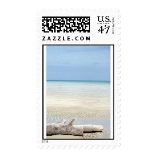 Beach Paradise Postage