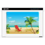 Beach Paradise Samsung Chromebook Skins