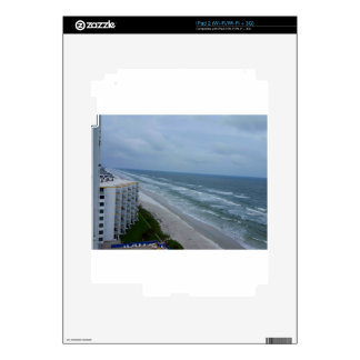 beach paradise skins for iPad 2