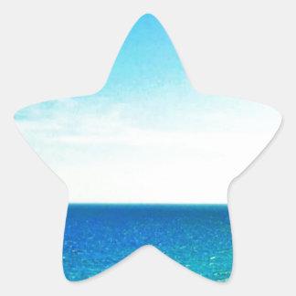 Beach paradise stickers