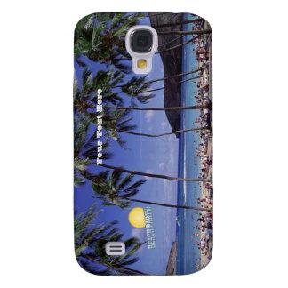Beach Party! 3G/3GS i Samsung Galaxy S4 Case