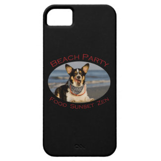 Beach Party iPhone 5 Case