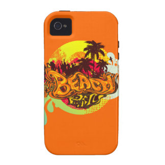 Beach Party iPhone 4/4S Covers