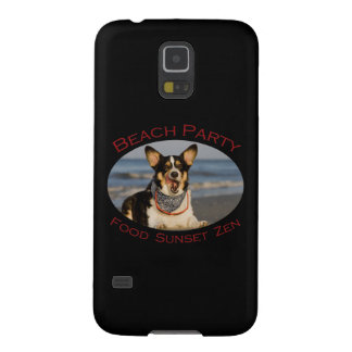 Beach Party Case For Galaxy S5