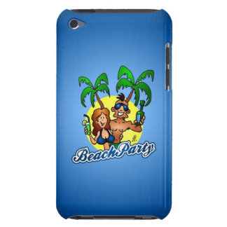 Beach Party Case-Mate iPod Touch Case