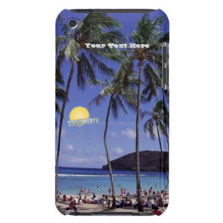 Beach Party! Celebrate Summer is Here!  Barely There iPod Cover