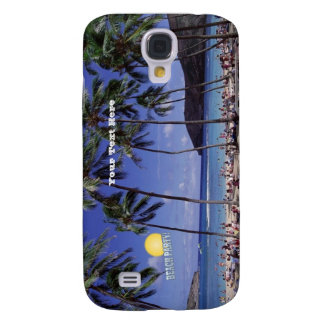 Beach Party! Celebrate Summer is Here! Galaxy S4 Cover