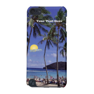 Beach Party! Celebrate Summer is Here! iPod Case