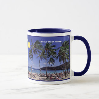 Beach Party!  Celebrate Summer is Here! Mug