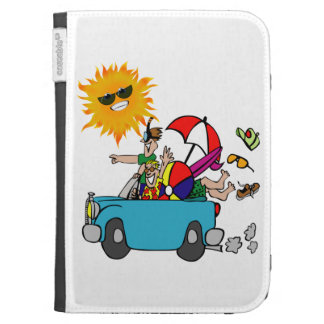 Beach Party Family Reunion Case For Kindle