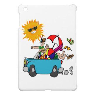 Beach Party Family Reunion iPad Mini Covers