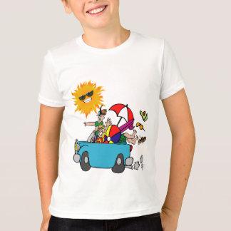 Beach Party Family Reunion T-Shirt