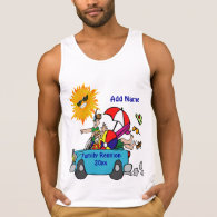 Beach Party Family Reunion Tank Top